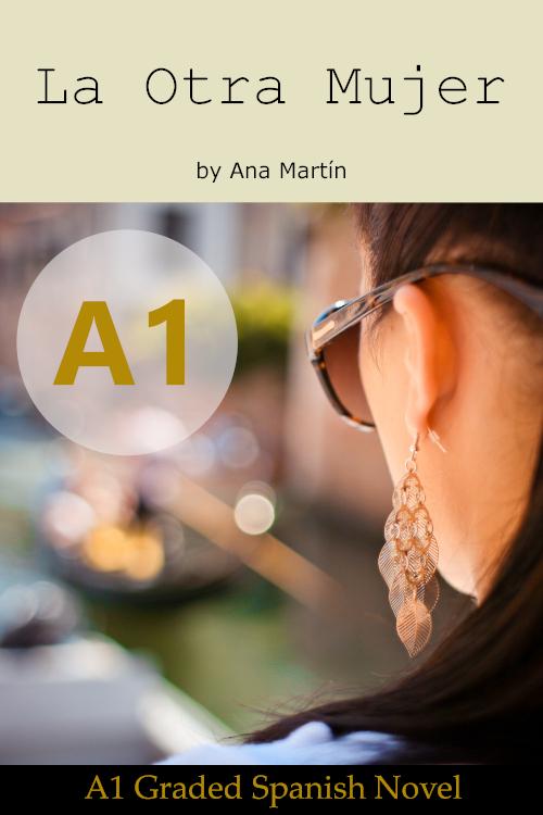 La otra mujer lectora graduada de español